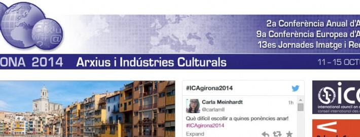 ICA 2014, Girona